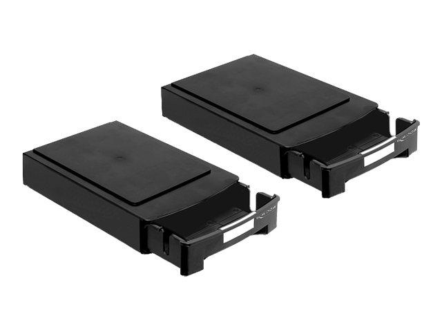 """Delock Storage Boxes - Festplattenlaufwerk-Schutzgehäuse - Kapazität: 1 Festplattenlaufwerk (3,5"""")"""