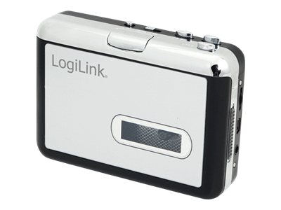 LogiLink Cassette-Player with USB Connector
