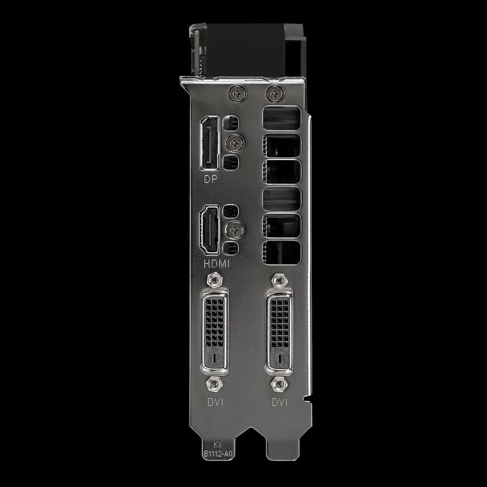 ASUS ROG-STRIX-RX570-O8G-GAMING - OC Edition