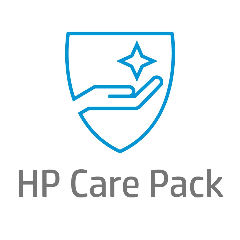 HP Next Day Exchange Hardware Support - Serviceerweiterung