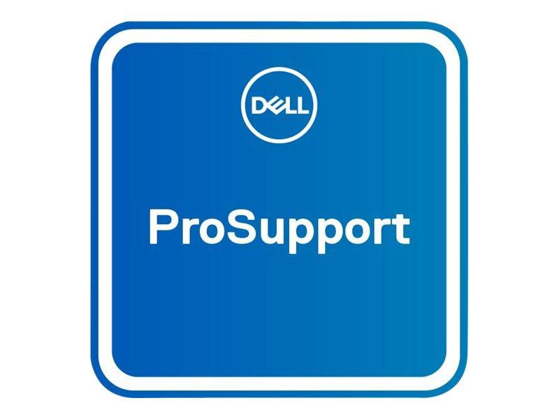 Vorschau: Dell Erweiterung von 1 Jahr Basic Onsite auf 3 Jahre ProSupport