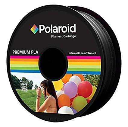 Polaroid Schwarz - 1 kg - PLA-Filament (3D)