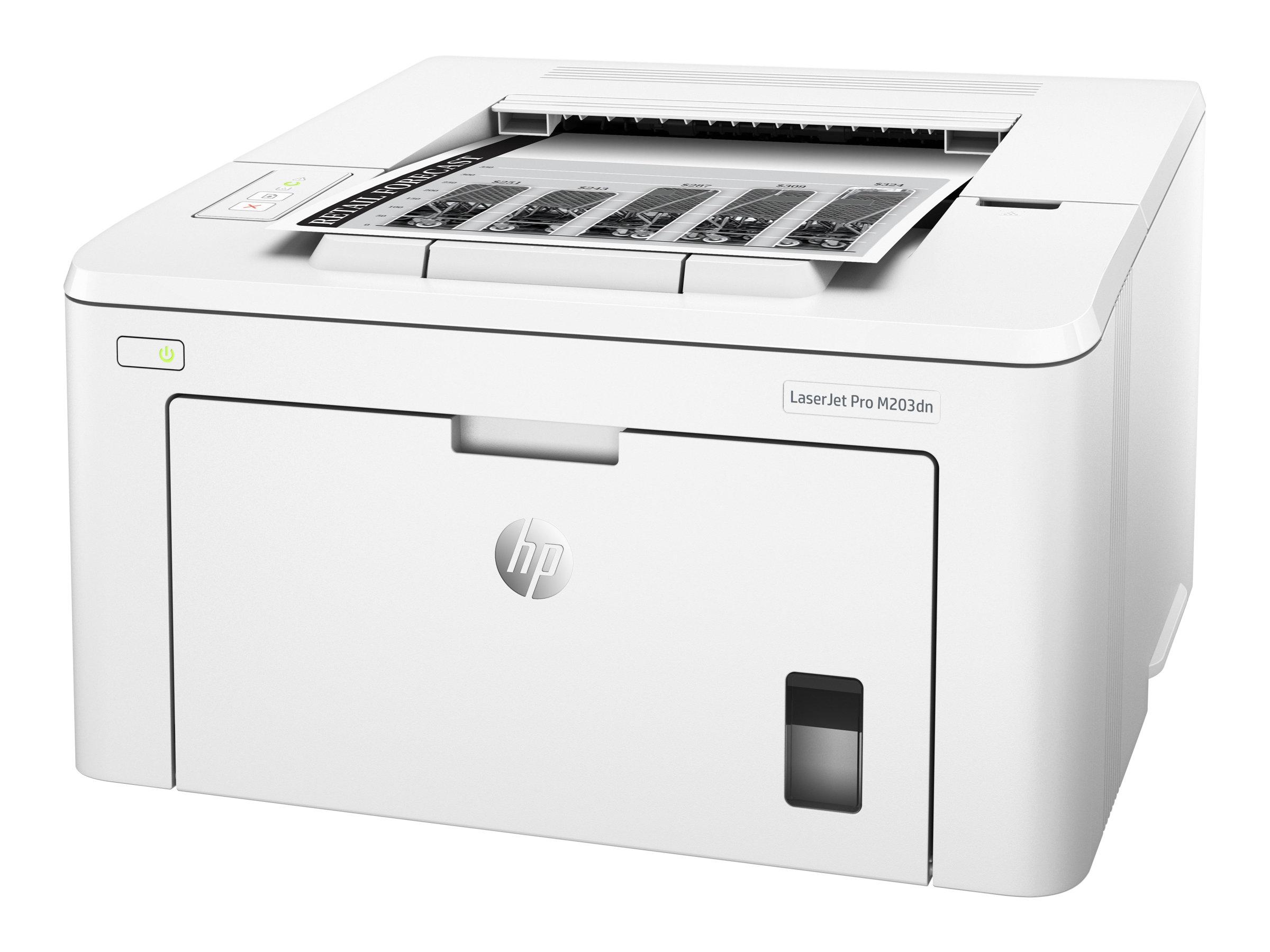 HP LaserJet Pro M203dn - Drucker