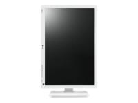 24BK55WY-W Computerbildschirm 61 cm (24 Zoll) WUXGA LED Flach Matt Weiß