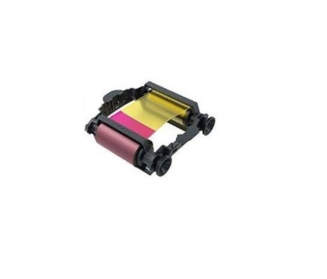 Evolis Badgy Full kit - Farbe (Cyan, Magenta, Gelb, Schwarz, Overlay)