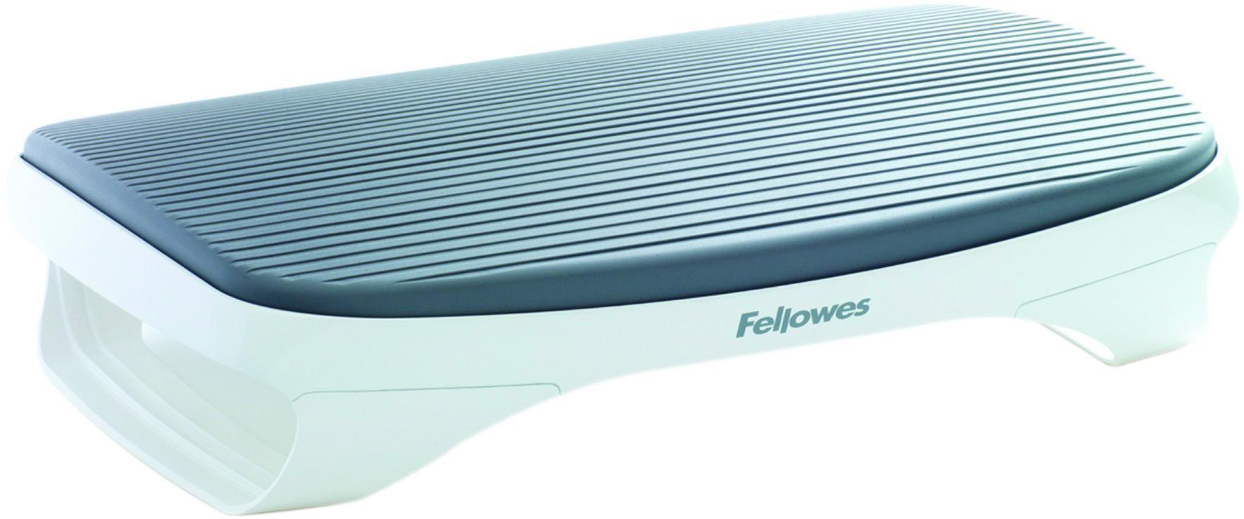 Fellowes 9361701 - Grau - Weiß - Kunststoff - 450 mm - 285 mm - 110 mm
