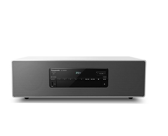 Panasonic HiFi Micro Anlage SC-DM504EG-W wei? - Hifi-Anlage - 5.1