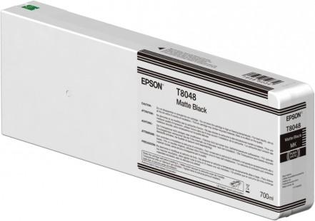 Epson T804700 - 700 ml - Schwarz