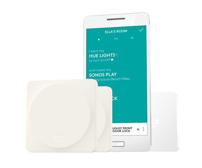 Logitech 915-000284 POP Home Switch Wireless Bluetooth/Wi-Fi smart home