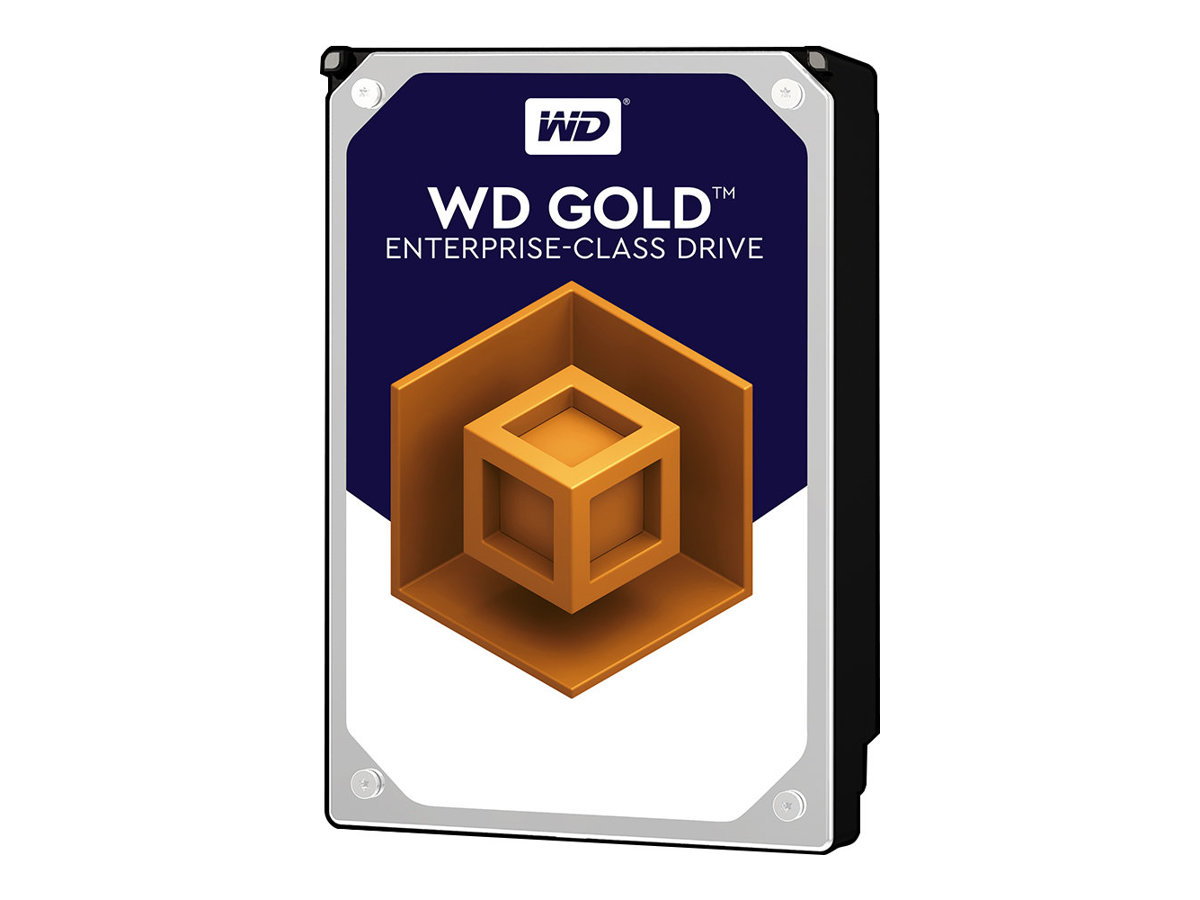 Preview: WD Gold Enterprise-Class Hard Drive WD8003FRYZ