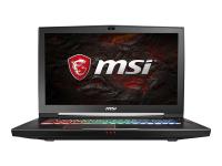 Gaming GT73EVR 7RE-(Titan)837 2.8GHz i7-7700HQ 17.3Zoll 1920 x 1080Pixel Schwarz Notebook