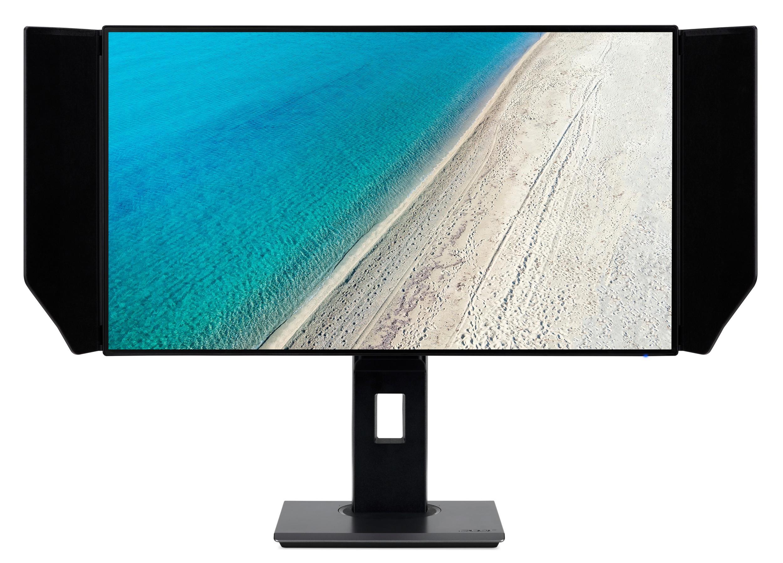 Acer PE0 PE270K - 68,6 cm (27 Zoll) - 3840 x 2160 Pixel - 4K Ultra HD - LED - 4 ms - Schwarz