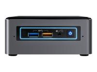NUC NUC7i7BNHXG 3,5 GHz Intel® Core i7 der siebten Generation i7-7567U Schwarz - Grau UCFF Mini-PC