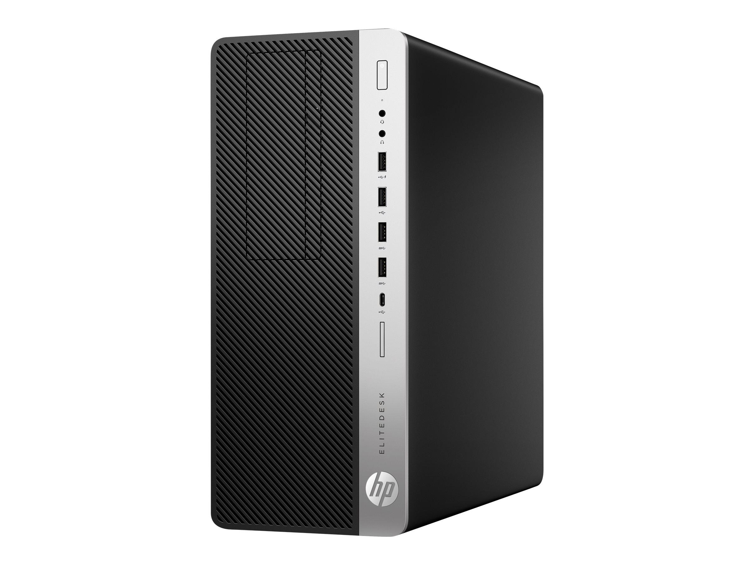 Vorschau: HP EliteDesk 800 G5 - Tower - Core i7 9700 / 3 GHz