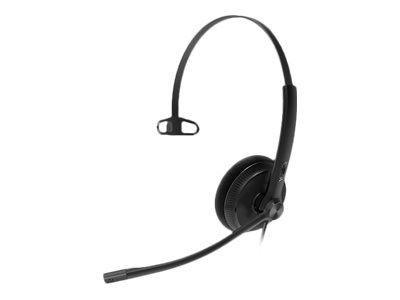 Yealink YHS34 Lite Mono - Headset - On-Ear - kabelgebunden
