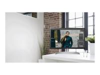 27UL650-W - 68,6 cm (27 Zoll) - 3840 x 2160 Pixel - 4K Ultra HD - LED - 5 ms - Silber