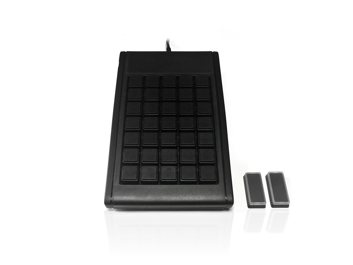 Accuratus S35A USB Black FCC CE Windows 124 mm 200 mm