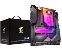 X299X Aorus Xtreme Waterforce - Intel - LGA 2066 - Intel Core i7,Intel Core i9 - DDR4-SDRAM - DIMM - 2133,2400,2666,2933 MHz
