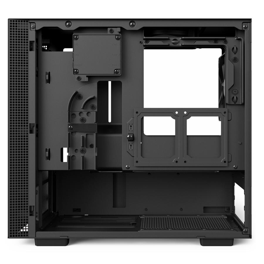 NZXT-CA-H200W-BB-H200i-Mini-Tower-Black-computer-case-Premium-Mini-ITX-Case