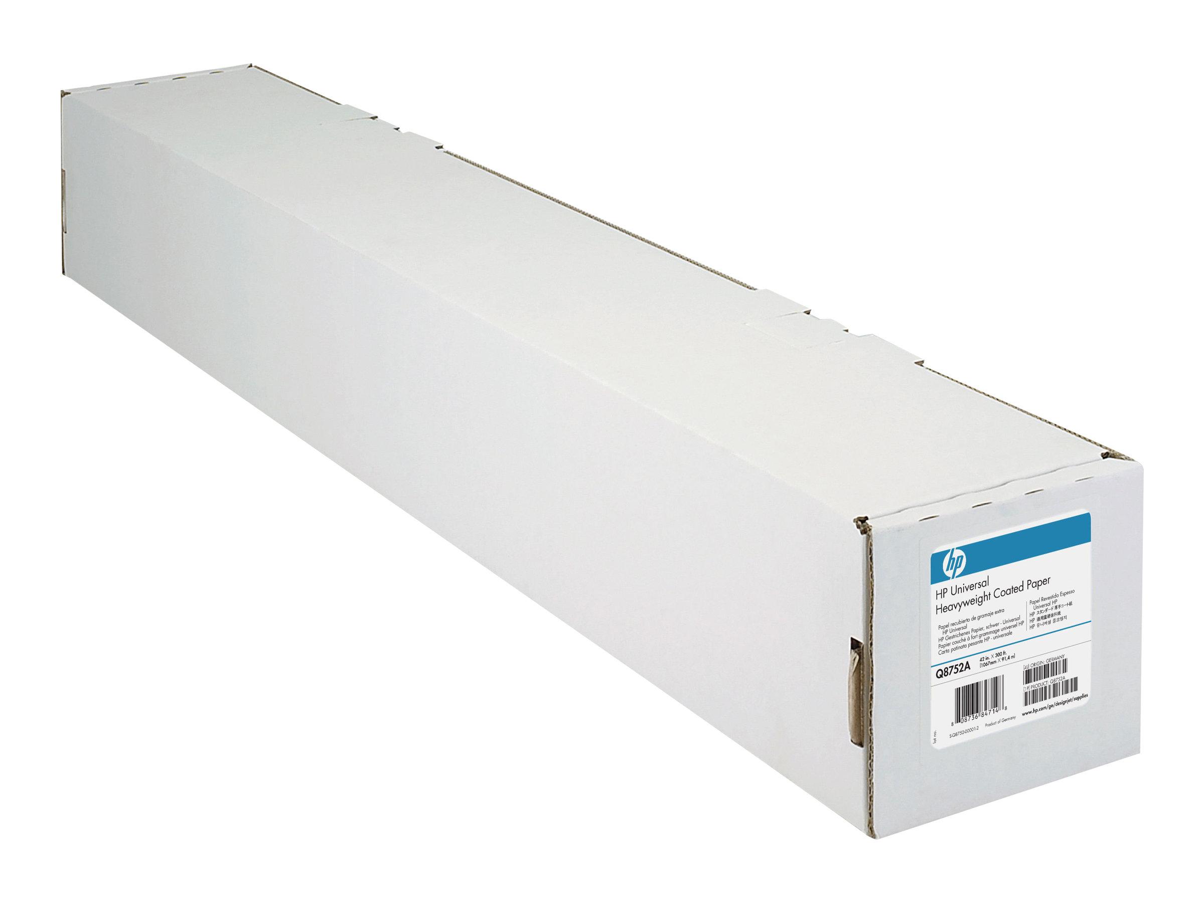 HP Beschichtet - Rolle A1 (59,4 cm x 45,7 m) 1 Rolle(n) Papier