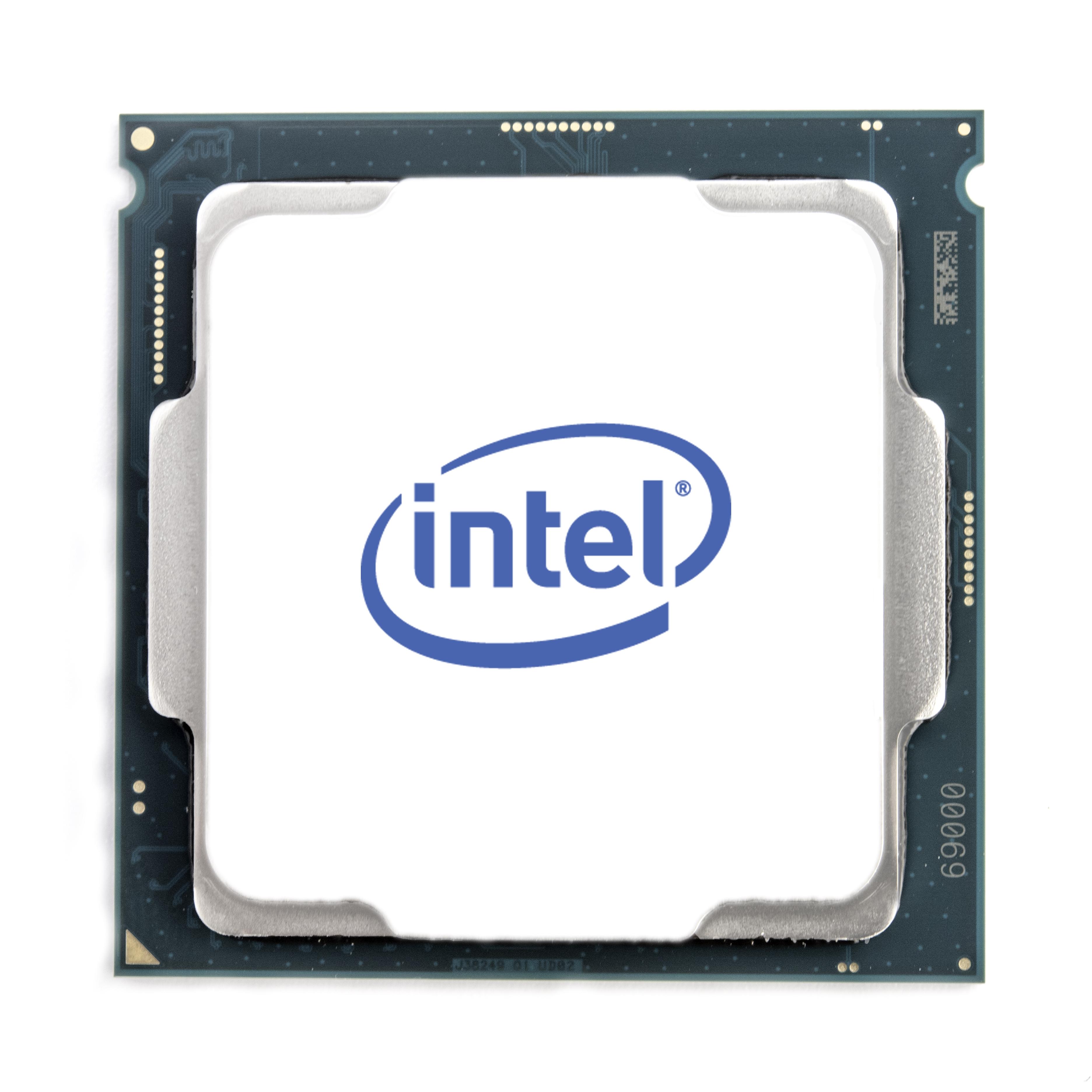Intel Xeon E-2124 - 3.3 GHz - 4 Kerne - 4 Threads