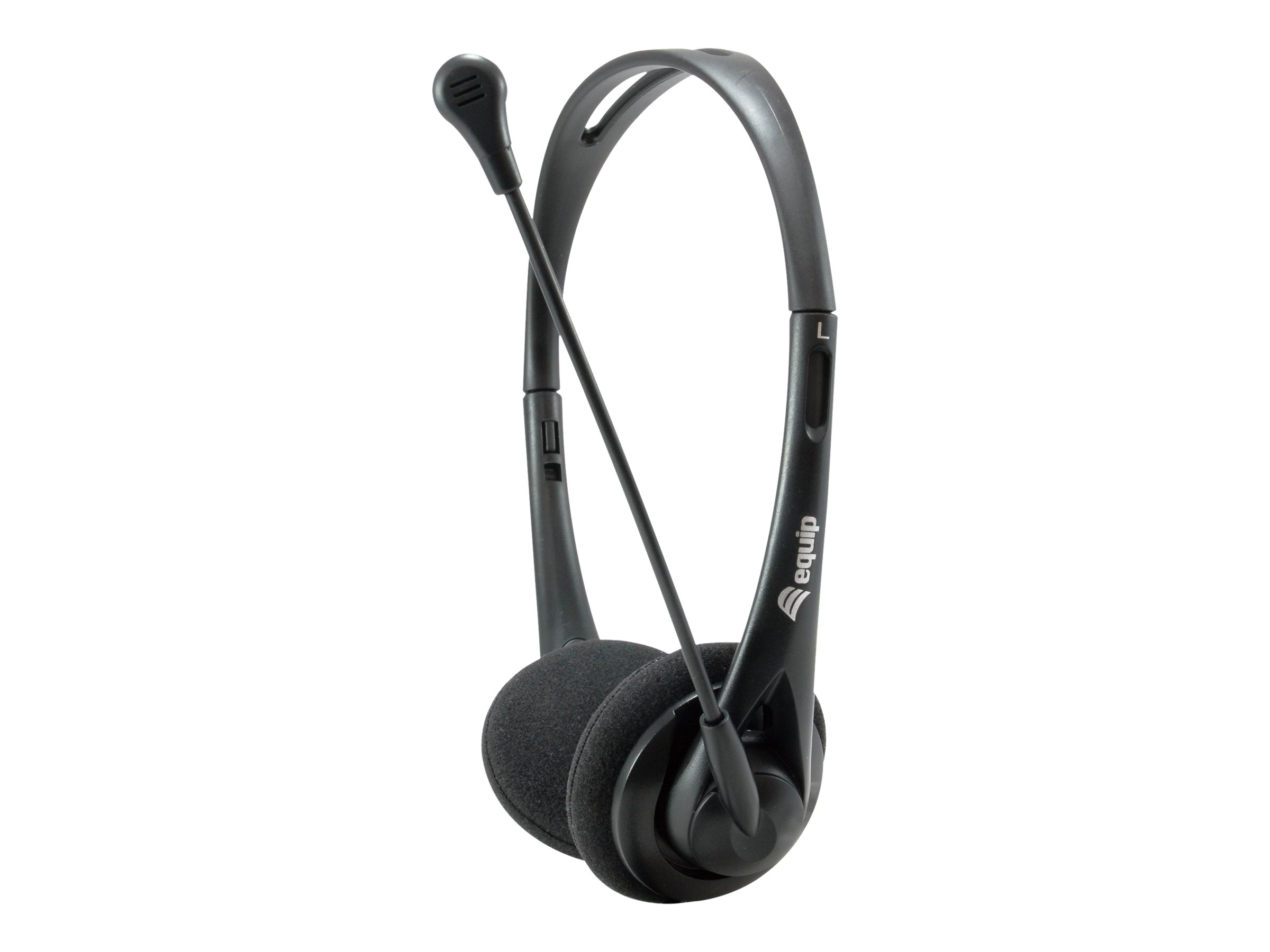 equip Life Chat - Headset - On-Ear - kabelgebunden