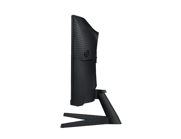 "Samsung Odyssey G5 C27G54TQWU - G55T Series - LED-Monitor - gebogen - 68 cm (27"")"