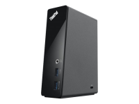 40AA0045EU USB 3.0 (3.1 Gen 1) Type-A Schwarz Notebook-Dockingstation & Portreplikator