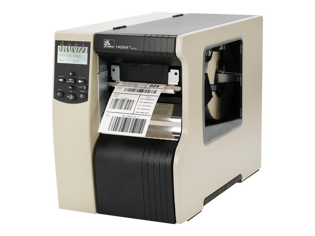 Zebra Xi Series 140Xi4 - Etikettendrucker