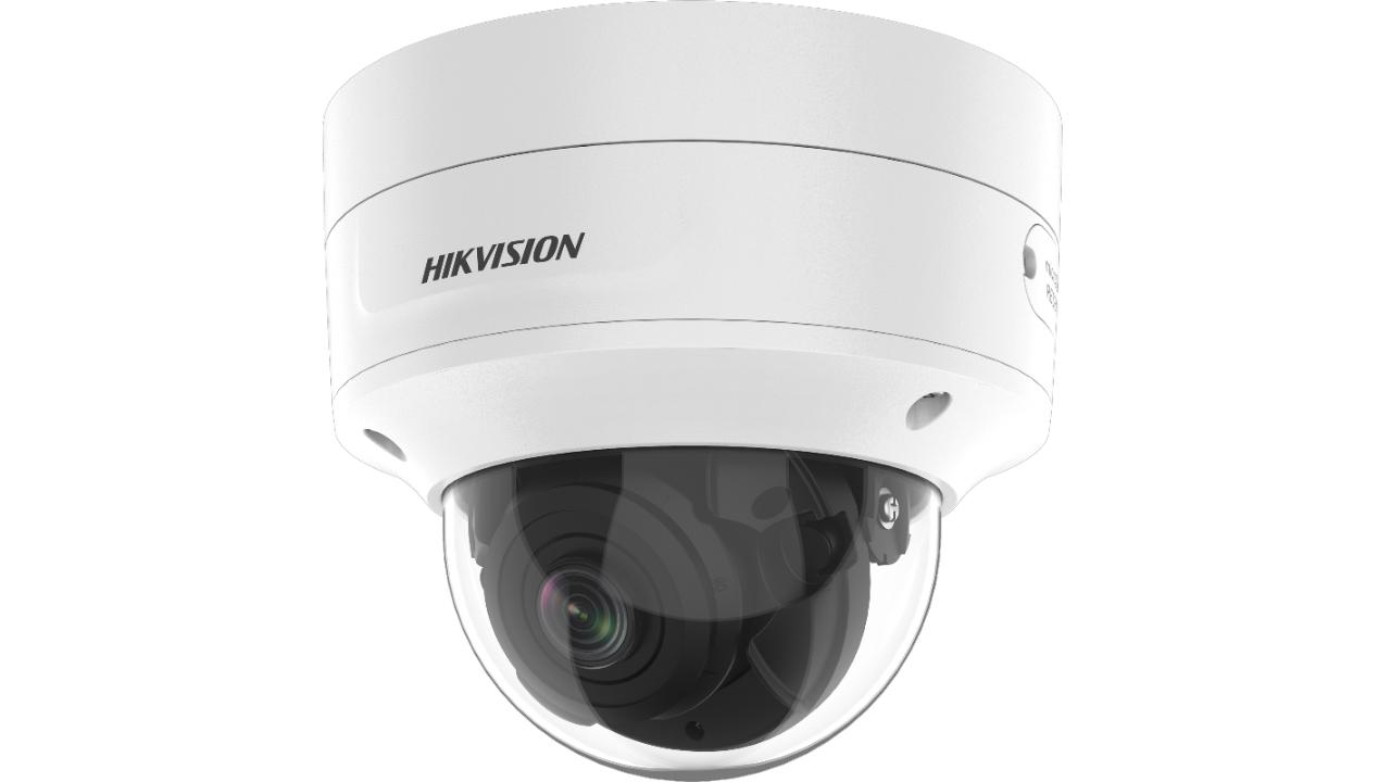 Hikvision DS-2CD2746G2-IZS - IP-Sicherheitskamera - Outdoor - Verkabelt - FCC (47 CFR 15 - B); CE-EMC (EN 55032: 2015 - EN 61000-3-2: 2014 - EN 61000-3-3: 2013 - EN 50130-4:... - Kuppel - Decke/Wand