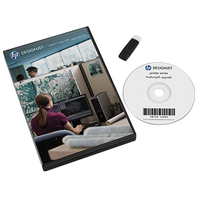 HP PostScript/PDF Upgrade Kit - Upgrade-Kit