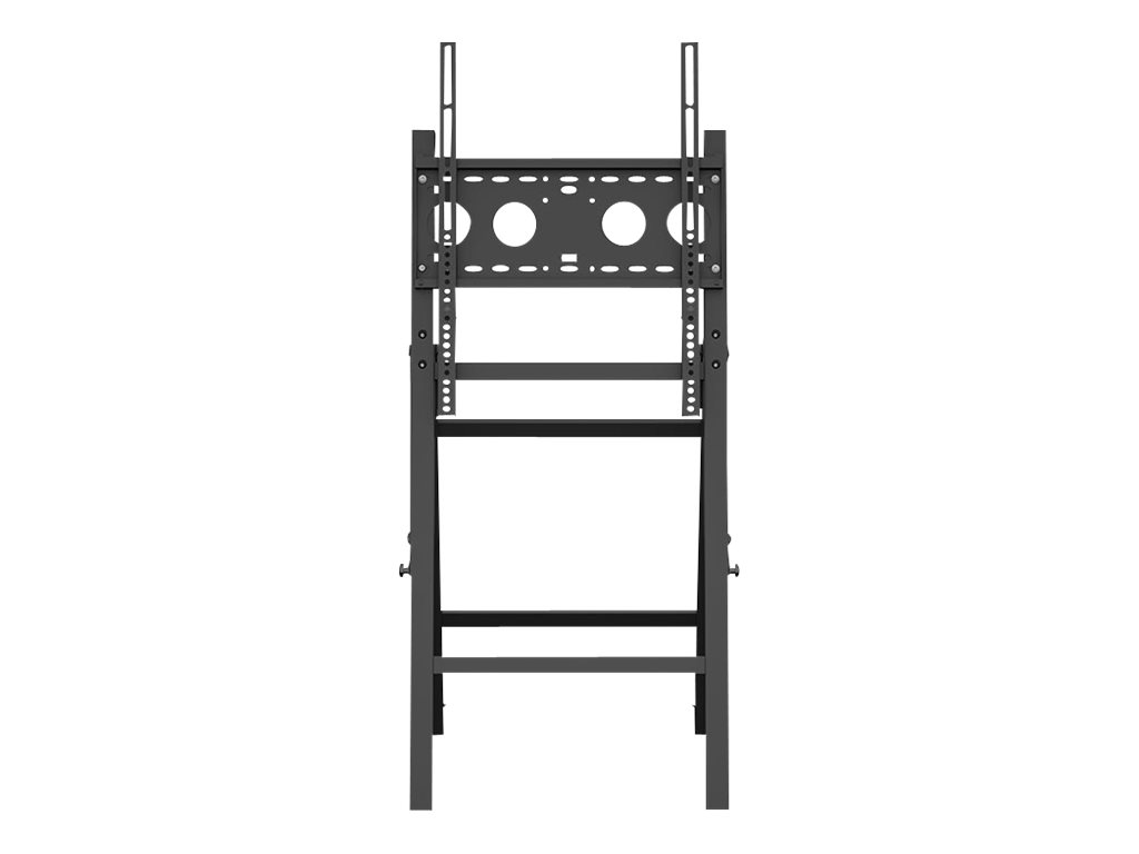 """Hagor BrackIT C-Stopper - Bodenständer für LCD-/Plasmafernseher - Schwarz - Bildschirmgröße: 81.3-139.7 cm (32""""-55"""")"""