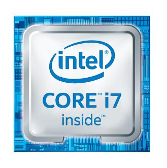 Intel Core i7-6700 -3.4 GHz