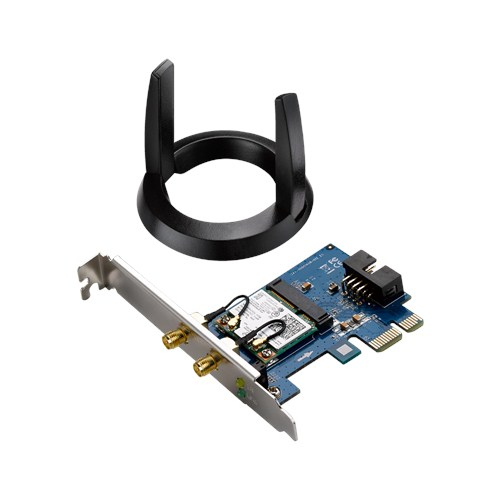 ASUS PCE-AC55BT - Netzwerkadapter - PCIe Low Profile