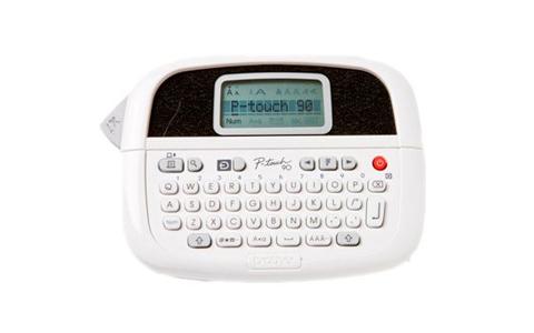 Brother P-Touch PT-90 - Drucker s/w Etiketten-/Labeldrucker - 203 dpi - 1,5 ppm