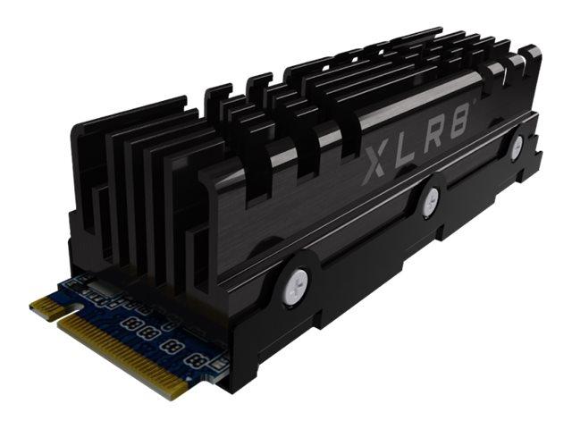 PNY XLR8 CS3040 - 500 GB SSD - intern - M.2 2280 - PCI Express 4.0 x4 (NVMe)