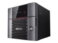 3210DN NAS Desktop Eingebauter Ethernet-Anschluss Schwarz