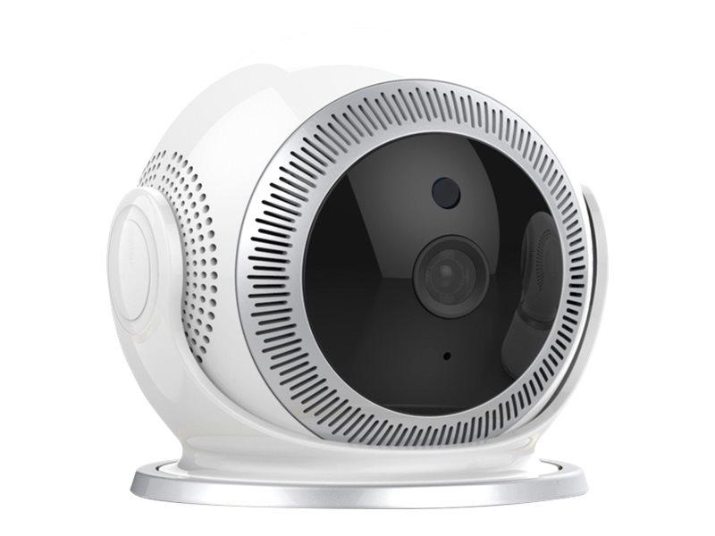 Conceptronic DARAY FHD - Netzwerk-Überwachungskamera - schwenken / neigen - Innenbereich - Farbe (Tag&Nacht)