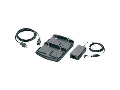 Motorola Solutions Zebra 4-Slot Battery Charger Kit - Netzteil + Batterieladegerät
