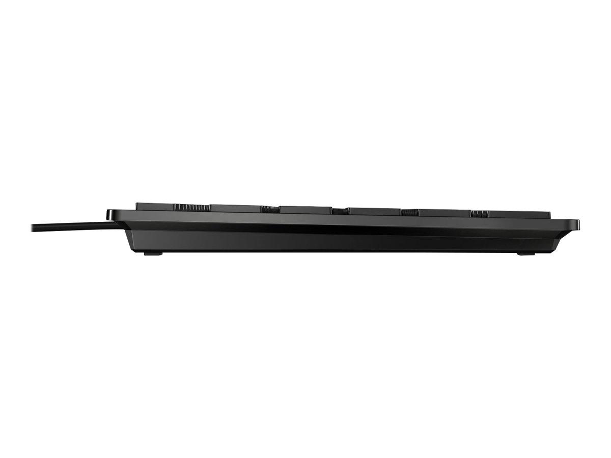 Cherry KC 6000 SLIM - Tastatur - USB - Deutsch
