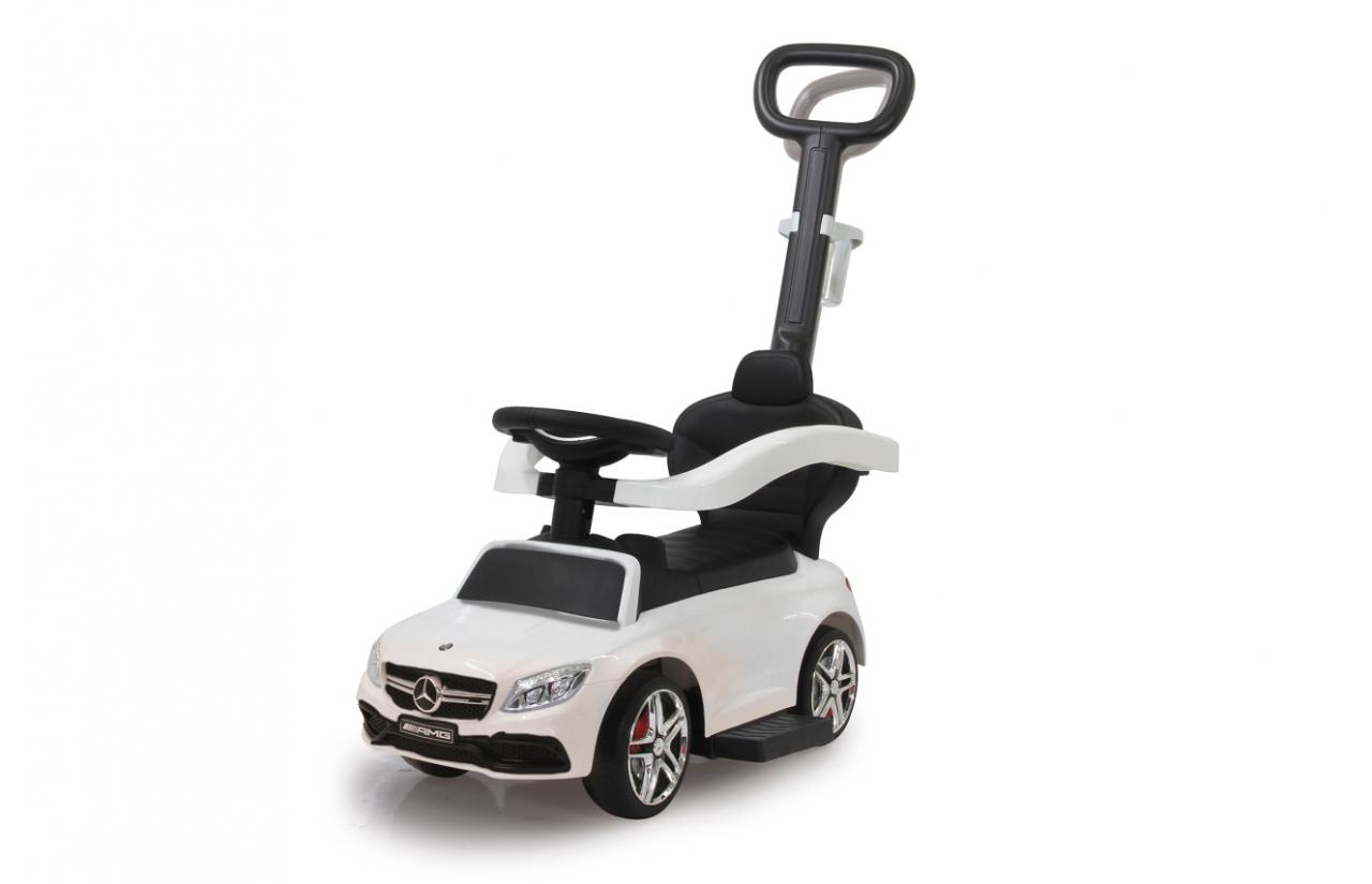 JAMARA Mercedes-Benz AMG C63 - Junge/Mädchen - 6 Monat( e) - 4 Rad/Räder - Batterien erforderlich - Weiß - 4,5 kg