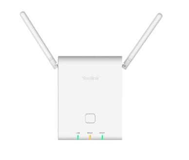 Yealink W90B - 1,8 - 1,9 GHz - 300 m - SNTP/NTP - VLAN - SIP v1 - SIP v2 - UDP/TCP/TLS - DHCP - HTTPS,SHA-256,SSL/TLS - G.726,G.729,PCMA,PLC,iLBC - Weiß