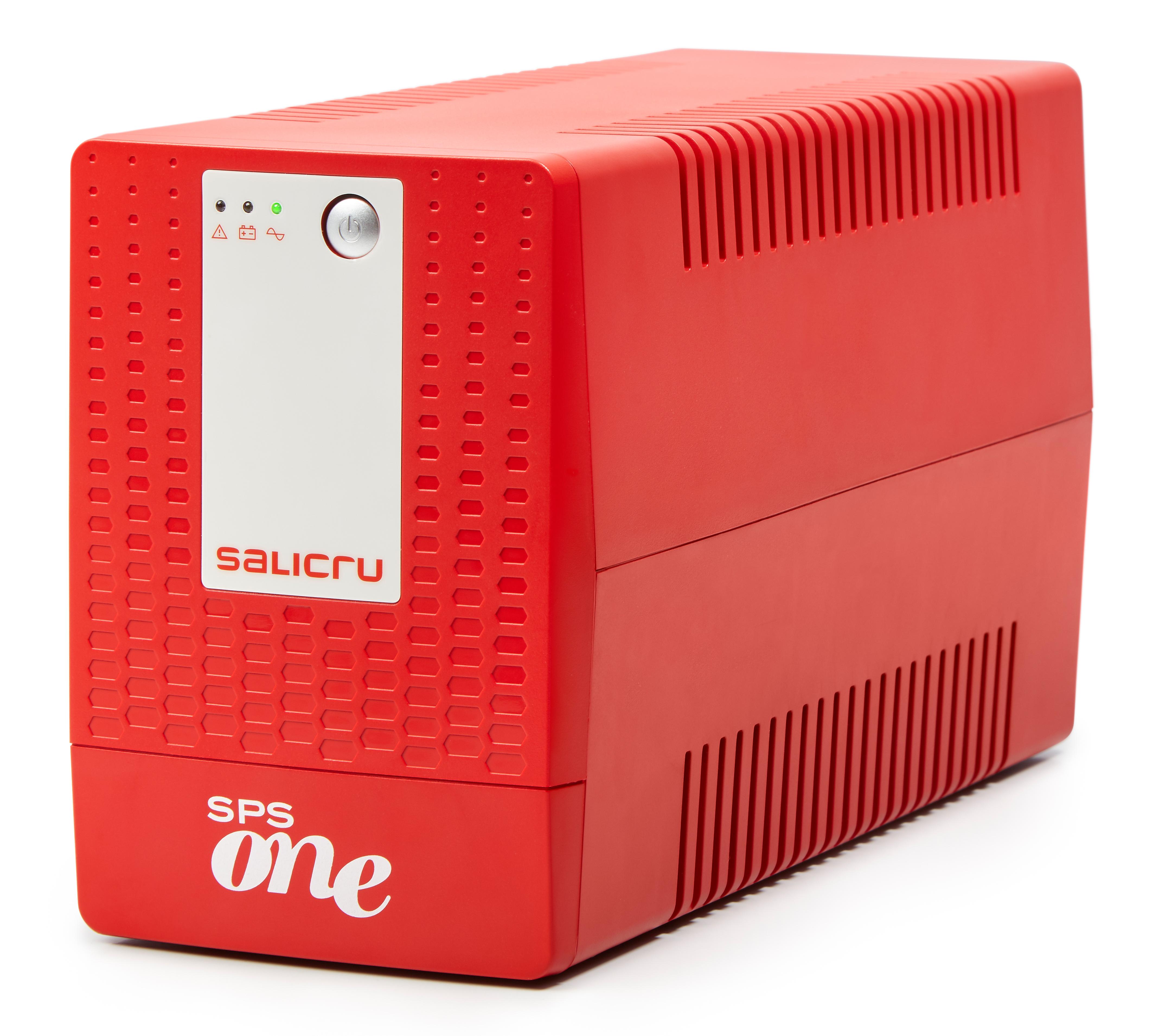 Vorschau: SALICRU SPS 2000 ONE IEC - Line-Interaktiv - 2000 VA - 1200 W - Sine - 162 V - 290 V