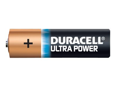 Duracell Ultra Power MX1500 - Batterie 16 x AA-Typ