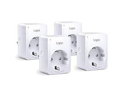 Vorschau: TP-LINK Tapo P100 - Verkabelt & Kabellos - Bluetooth / Wi-Fi - 2,4 - 2,4835 GHz - 2,4 MHz - 802.11b,802.11g,Wi-Fi 4 (802.11n) - WPA,WPA-PSK,WPA2,WPA2-PSK
