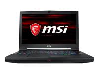 Gaming GT75 8RF-035 Titan 2.6GHz i7-8850H 17.3Zoll 1920 x 1080Pixel Schwarz Notebook