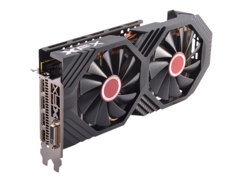 XFX Radeon RX 580 GTS - XXX Edition - Grafikkarten