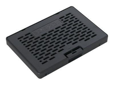 MB703M2P-B Speicherlaufwerksgehäuse M.2 SSD enclosure Schwarz