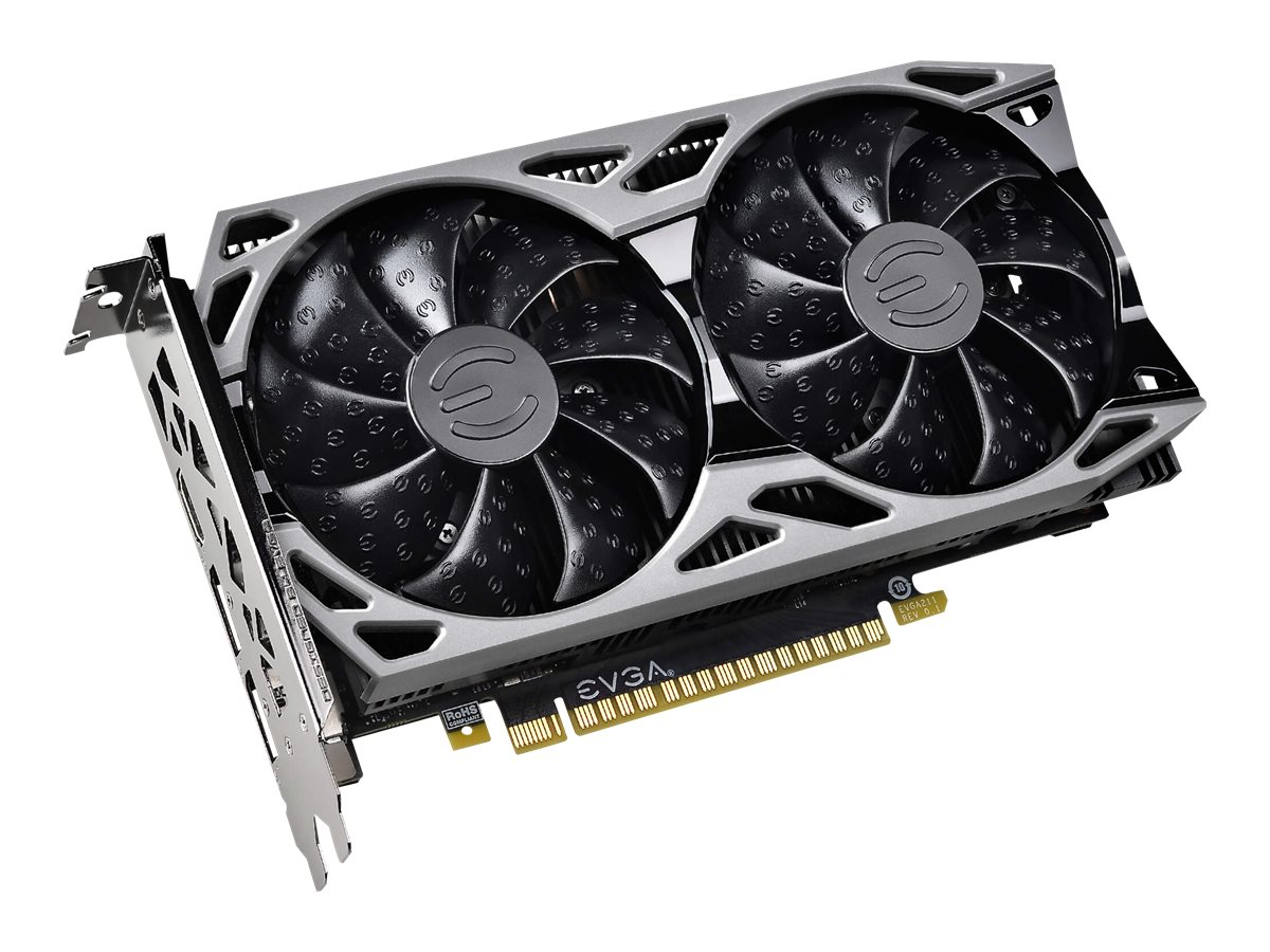 EVGA GeForce GTX 1650 SC ULTRA GAMING - Grafikkarten
