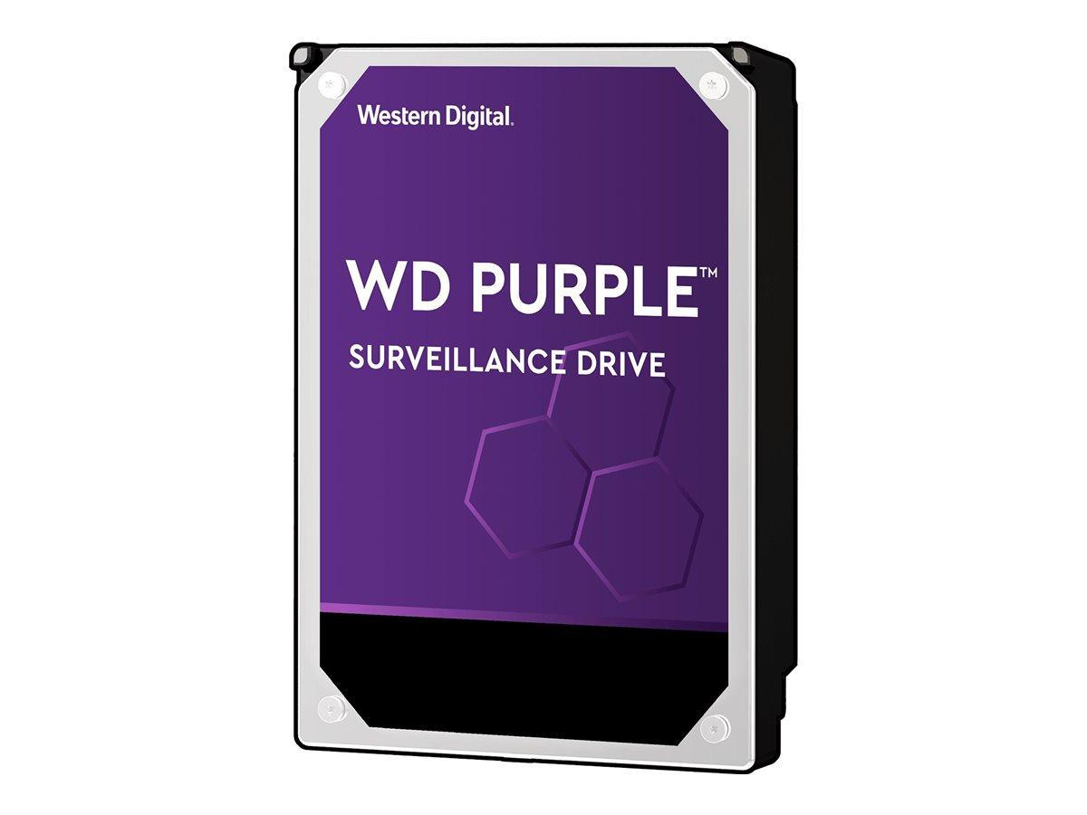 "WD Purple Surveillance Hard Drive WD60PURZ - Festplatte - 6 TB - intern - 3.5"" (8.9 cm)"